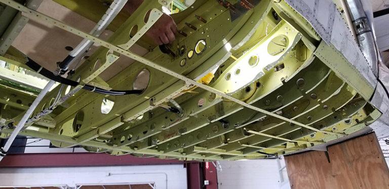 Aircraft Structural Repairs