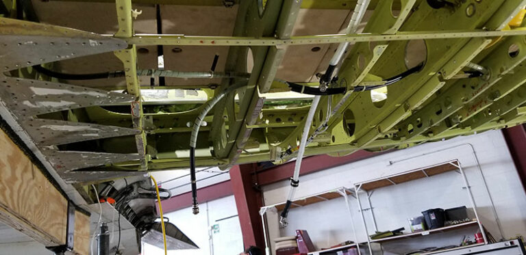 Structural Aircraft Repairs