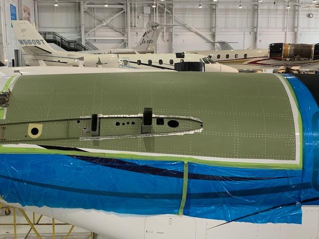 Airframe Structural Maintenance
