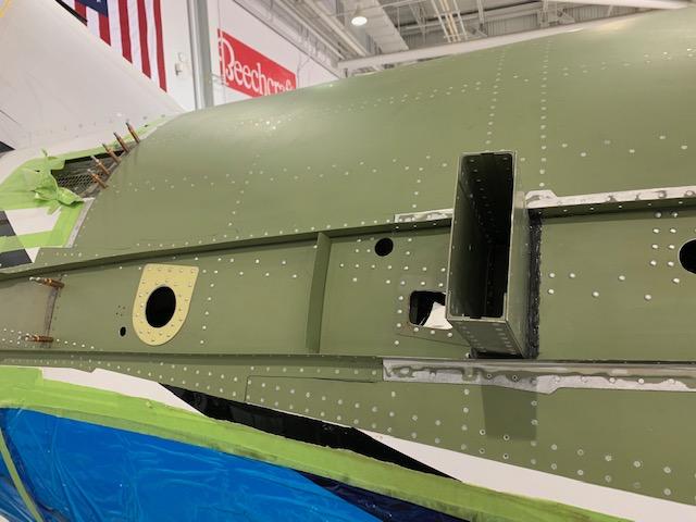 Bombardier Structural Repair