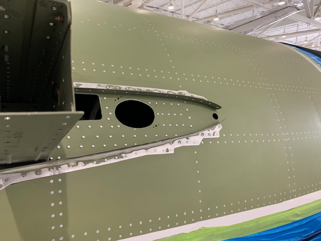 G150 Structural Repair
