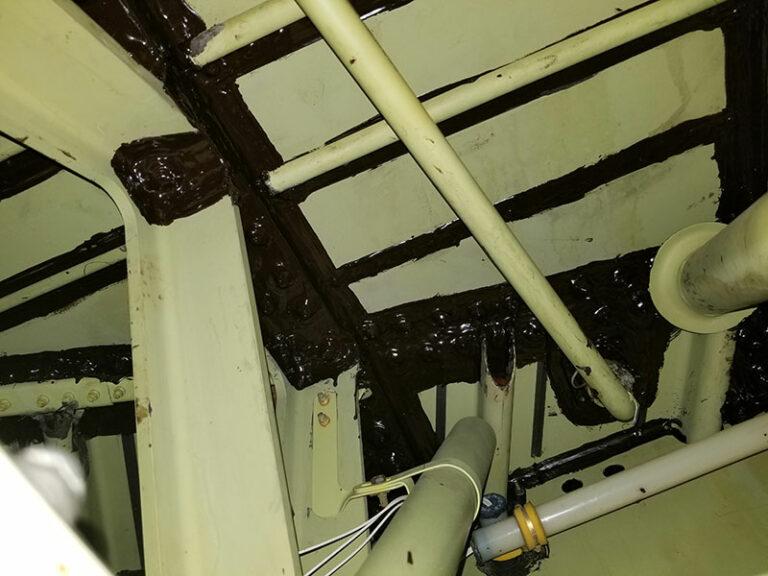 Aircraft Leak Repairs