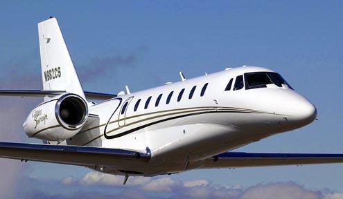 Citation Sovereign Aircraft
