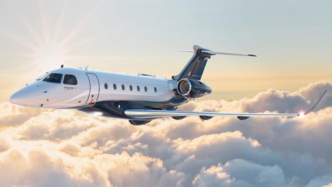 Embraer Praetor Aircraft